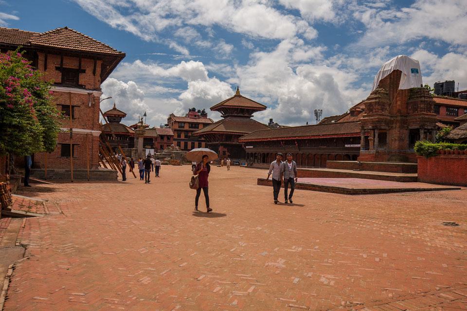 Bhaktapur Touristic Area
