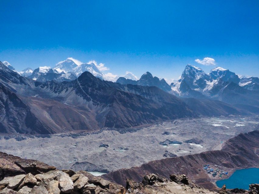 Gokyo Lake and Mountains