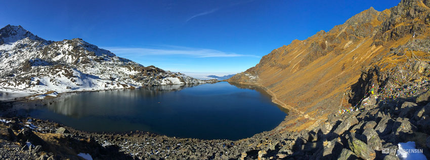 Gosaikunda Trek and view