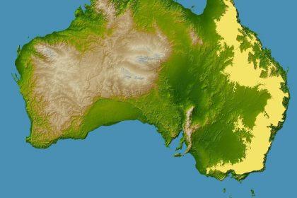 Great Dividing Range Australia Mountain