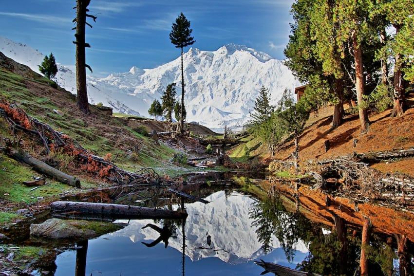 Nanga Parbat Himalaya