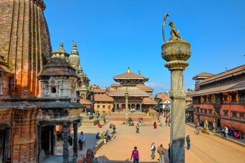 Patan Lalitpur Touristic places