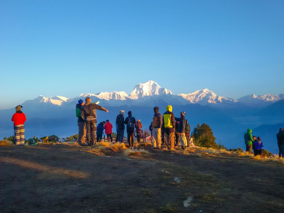 Places to visit in Ghorepani Poon Hill
