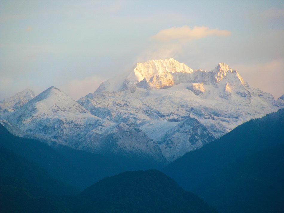 Kanchenjunga Himalaya