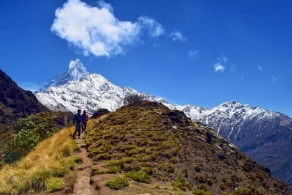 Tour via trekking companies in Nepal