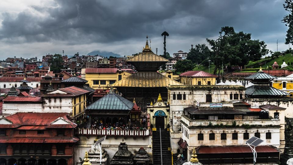 Pashupatinath Temple Main