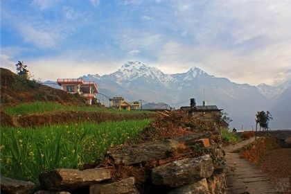 Stunning View from Ghandruk